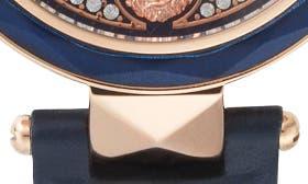 Blue/ Rose Gold swatch image