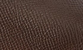 Brown Textured Leather swatch image