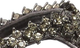 Pewter Metallic Suede swatch image