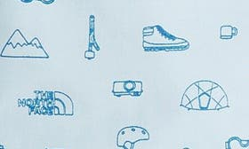 Pale Blue Camp Essentials swatch image