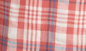 Red Cream Plaid swatch image