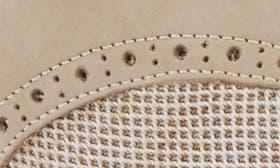 Oatmeal Knit/ Nubuck swatch image