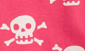 Strawberry Split Pink Skulls swatch image