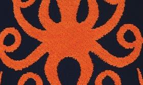 Orange/ Blue swatch image