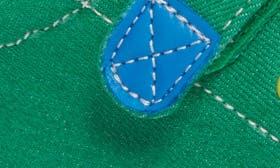 Green Denim swatch image