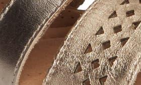 Metallic Multi Leather swatch image
