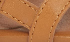 Amber Brown Leather swatch image