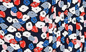 Navy Poppy Meadow swatch image