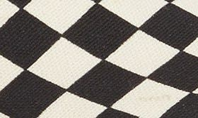Checkerboard/ Black/ White swatch image