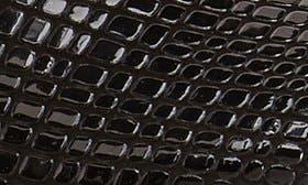 Jazzy Black Leather swatch image