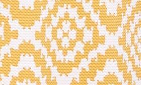 Mustard Tapestry/ Navy swatch image