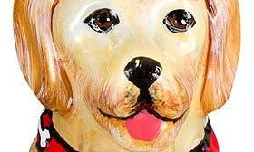 Golden Retriever/ Tongue swatch image