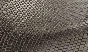 Lizard Print Leather swatch image