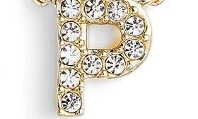 P Gold swatch image