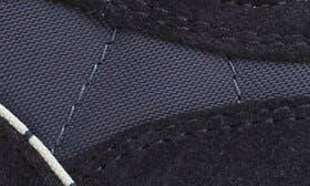 Dark Blue Suede swatch image