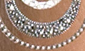 Marcasite/ Crystal swatch image