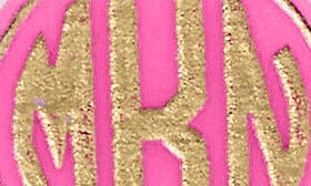 Hot Pink/ Gold swatch image