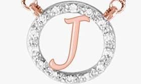 Rose Gold - J swatch image