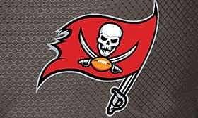 Tampa Bay Buccaneers - Black swatch image