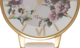Blush/ Floral/ Gold swatch image