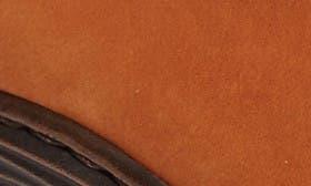 Cashew Orange Nubuck swatch image