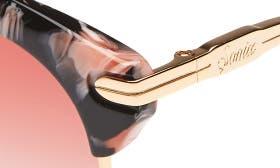 Rose Tort/ Magenta Mirror swatch image