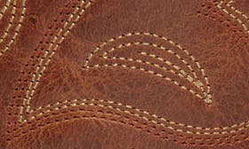 Russet Rebel Leather swatch image