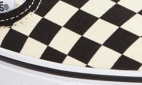 Black White Checker swatch image