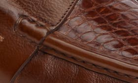 Cognac/ Tan Leather swatch image