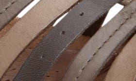 Khaki Multi Leather swatch image
