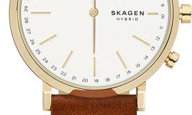 Brown/ White/ Gold swatch image