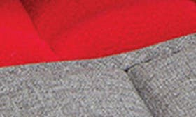 Heather Grey Red swatch image