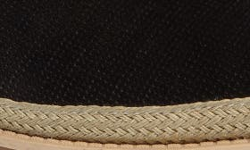 Black Suede swatch image