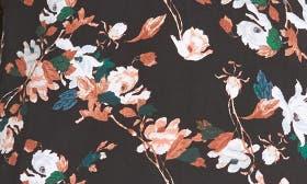 Black Brit Floral swatch image