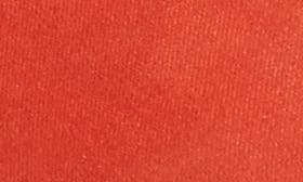 Coral Faux Suede swatch image