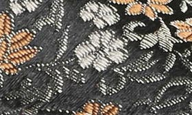 Black Multi Floral Print swatch image