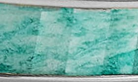Silver/ Amazonite swatch image
