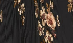 Black-Pink Floral swatch image