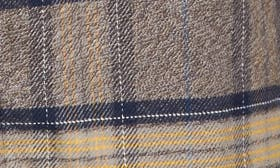 Migration Plaid Forge Grey swatch image