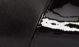 Black Combo Leather swatch image selected