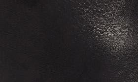 Black Jetta Leather swatch image