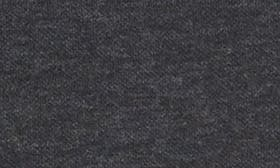 Dark Grey Heather/ Black swatch image
