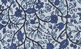 Ditzy Wallpaper Blue swatch image