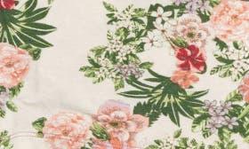 Beige Floral swatch image