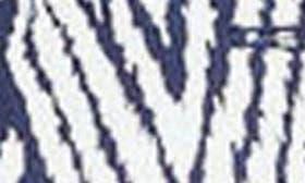 Navy/White Ikat swatch image