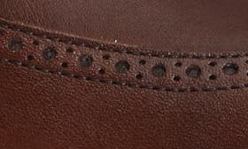 Cognac Leather/ Suede swatch image