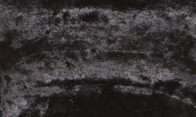 Black Crushed Velvet/Dnu swatch image
