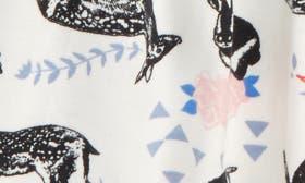 Ivory Egret Woodland Etoile swatch image