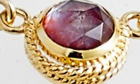 Gold/ Silver/ Garnet swatch image
