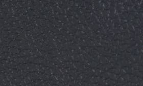 Black Pebbled Leather swatch image